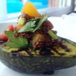Grilled Avocado with Quinoa Salad Recipe