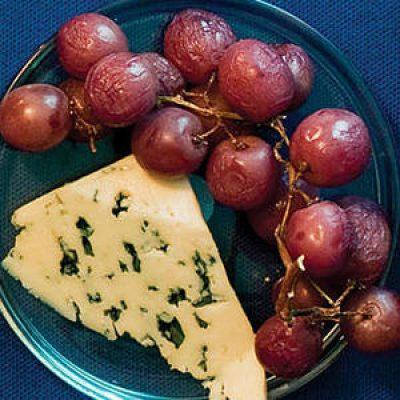 Rustic Grape Appetizer