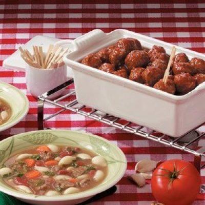 Appetizer Meatballs