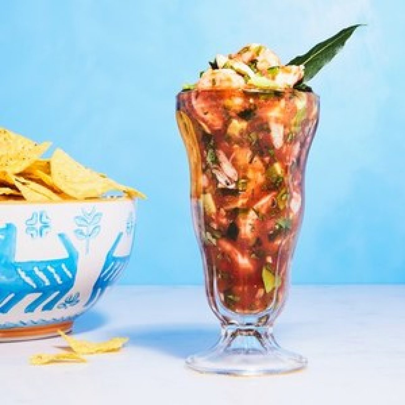 Campechana Extra (Mexican Seafood Cocktail)