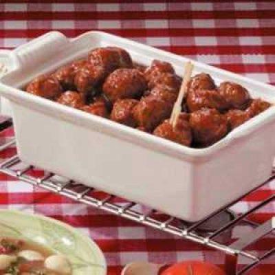 Appetizer Meatballs (Frozen Meatballs)