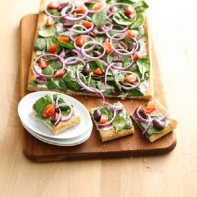 Pillsbury® Greek Appetizer Pizza