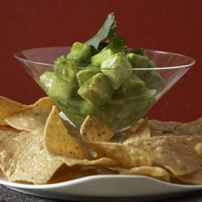 Green Herb Ceviche with Cucumber