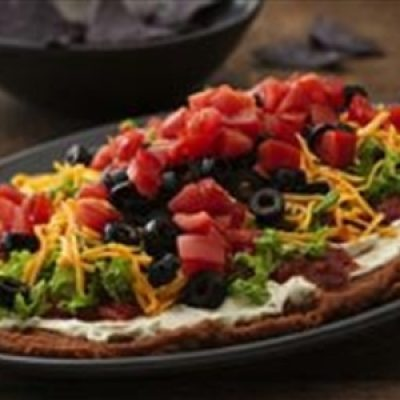 Appetizer – 7 Layer Dip