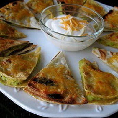 Quesados: A Mexican Appetizer