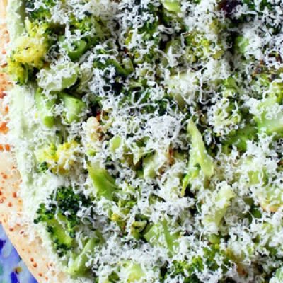 Lean Green Veggie Pizza Appetizer recipes