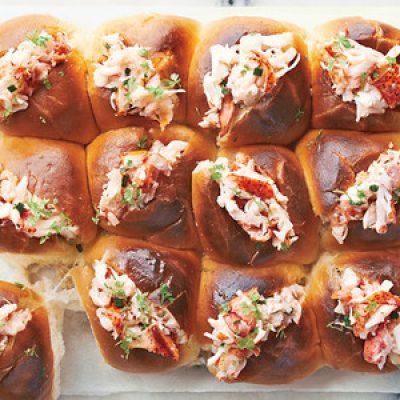 Easy Lobster Rolls