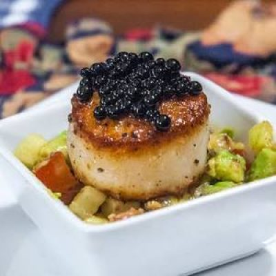 Awesome Scallop Appetizers