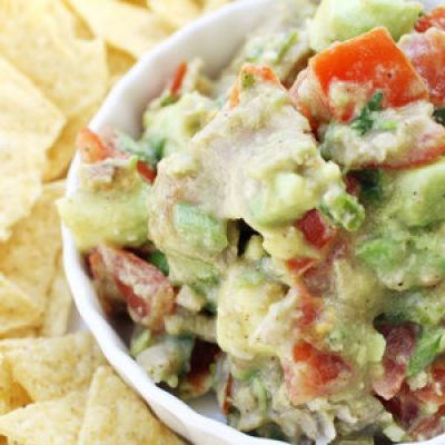 Tuna and Avocado Salsa Recipe